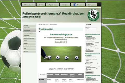Polizeisportverein
